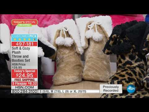 HSN | Soft & Cozy Gifts 12.14.2016 - 05 AM