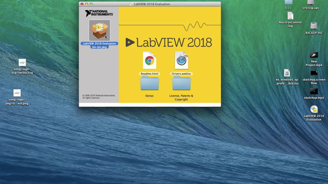 20+ Labview Download Mac Background