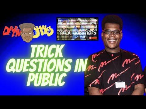 Asking awkward questions IN OXFORD CIRCUS - [DarnShakes TV 2020]