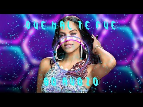 Natti Natasha – Que Mal Te Fue (8D AUDIO)