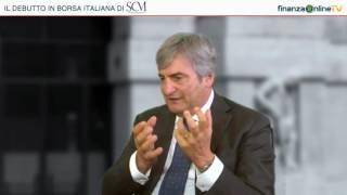 CERIMONIA DI QUOTAZIONE DI SCM SIM SUL MERCATO AIM DI BORSA ITALIANA