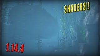 SHADERS LINDO PARA 1.14.4!! LEVE?! (+60FPS!!) The best shaders in 1.14.4!!