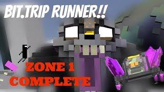 BIT.TRIP RUNNER - Zone 1 Complete