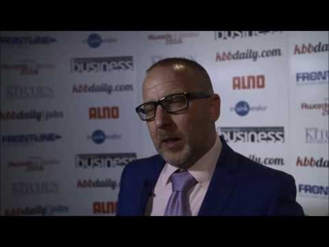 WINNER INTERVIEW: Frontline Bathrooms CEO Nick Hall at the ek&bbusiness Awards & Review 2016