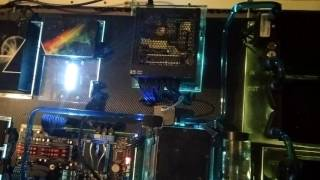 Hard drive is too loud for my water cooled PC