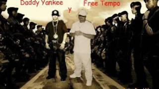Free Tempo Ft. Daddy Yankee Y Primer Mandatario-Talento De Barrio(O...