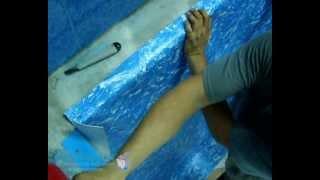 Установка лайнера для бассейна полная версия(В данном видео показана наглядная и подробная установка лайнера на небольшой частный бассейн - закрепление..., 2013-09-23T12:58:37.000Z)