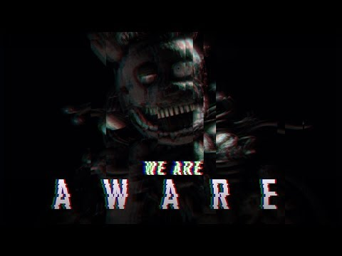 We Are Aware ▶ FNAF 6 SONG [SFM by Camchild] | Dolvondo