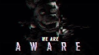We Are Aware ▶ FNAF SL SONG [SFM by Camchild]   Dolvondo