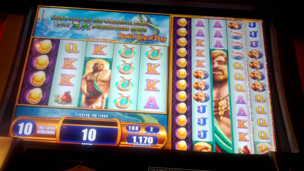 Colossal Reel Slots
