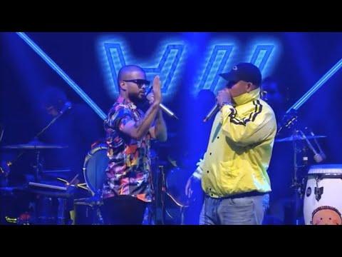 Bulin 47 Ft Don Miguelo • Lo Vibro En  live, Show en vivo, SALSA,BACHATA • QUE BURLA😅🤣🕺