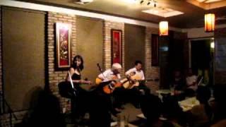 Tình khúc chiều mưa - Cafe Guitar Phát Tài