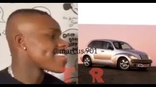 Da Baby Reacts To Memes About His Head Being A PT Cruiser