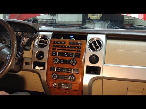 2009+ F150 Passenger Side Upper Temprature Blend Door Actuator Replacement