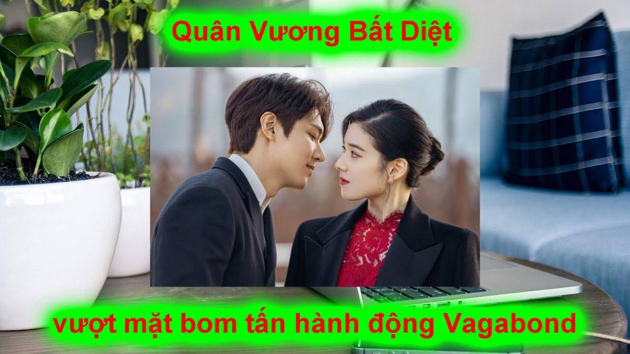 Quân Vương Bất Diệt – Nữ phụ Jung Eun Chae bất ngờ lên top tìm kiếm