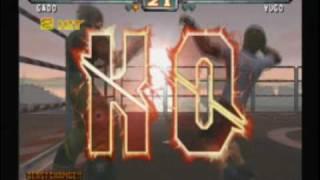 Bloody Roar Primal Fury - Gado (Part I)