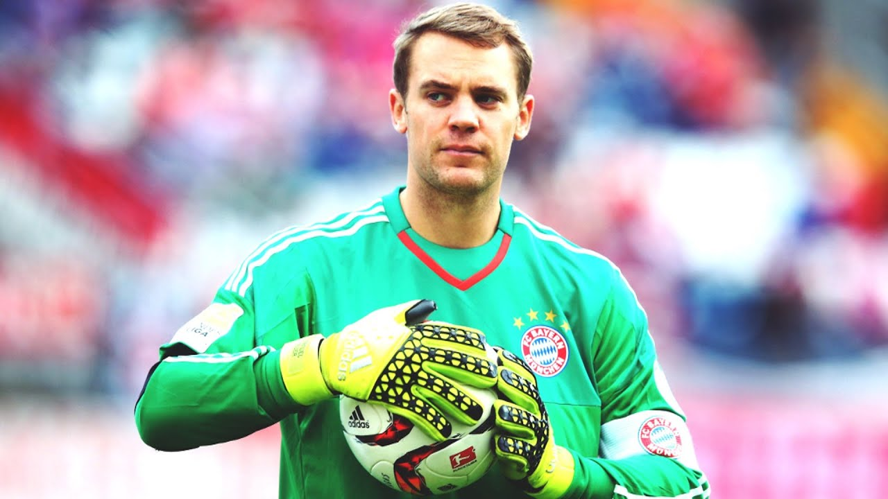 Manuel Neuer - Best Saves Ever 2015/2016 ● Ultimate Saves Show ● The ...