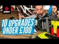 10 Great Upgrades For Your Mountain Bike Under £100
