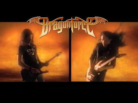 Dragonforce - Operation Ground And Pound (Official HD Video)