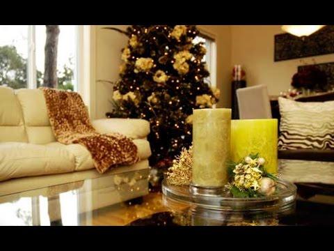Ideas de decoraciones para Navidad  Adornos navideos