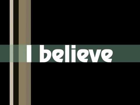I Believe- Joel Goddard