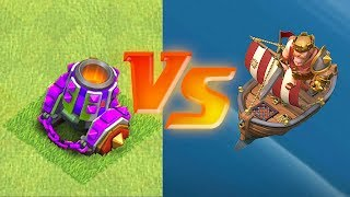 KING Vs. MORTAR!!