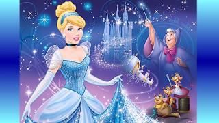 Мультфильм Золушка на русcком языке Cinderella story
