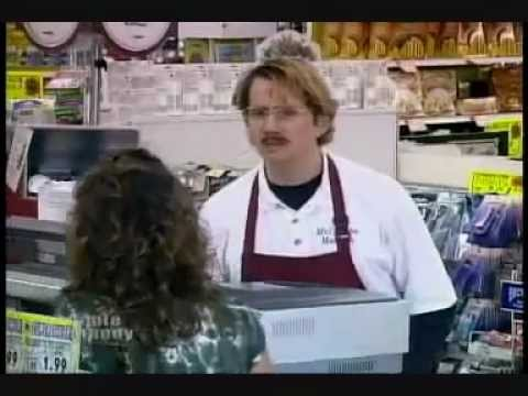 The Jamie Kennedy Experiment Super Market