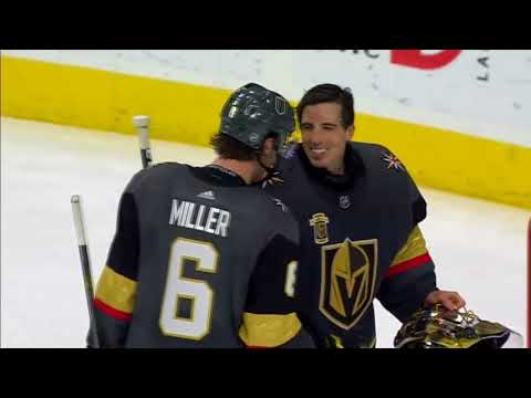 Marc-André Fleury - The Hero of Las Vegas Golden Knights [HD]