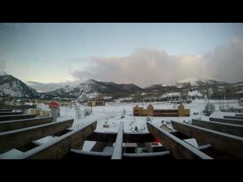 Frisco Colorado Time Lapse