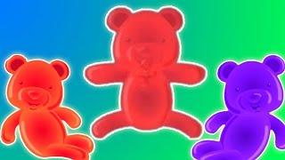 Dix dans le lit | Cartoon pour les enfants | compilation de | Popular Comptine