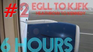 FSX | 777 British Airways | (6 hours) | London to New York (Full Flight)