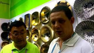 Обзор the 120th Canton Fair Гуанчжоу (умывальники)