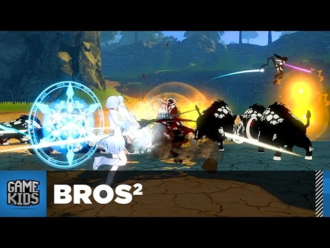 RWBY Grimm Eclipse Let's Play - Bros²