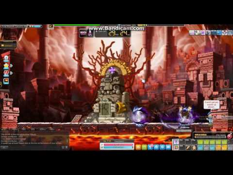 Maplestory Zakum Fight