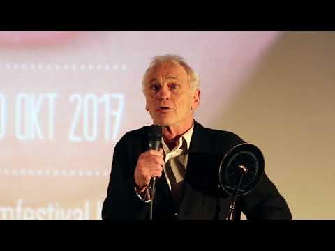 Johan Leysen speecht