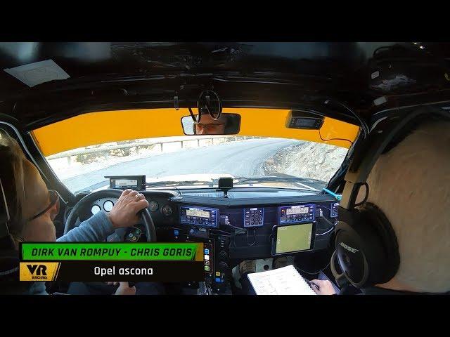 VR Racing Rallye Neige et Glace 2019