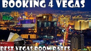 The Best Way To Book A Vegas Hotel Room