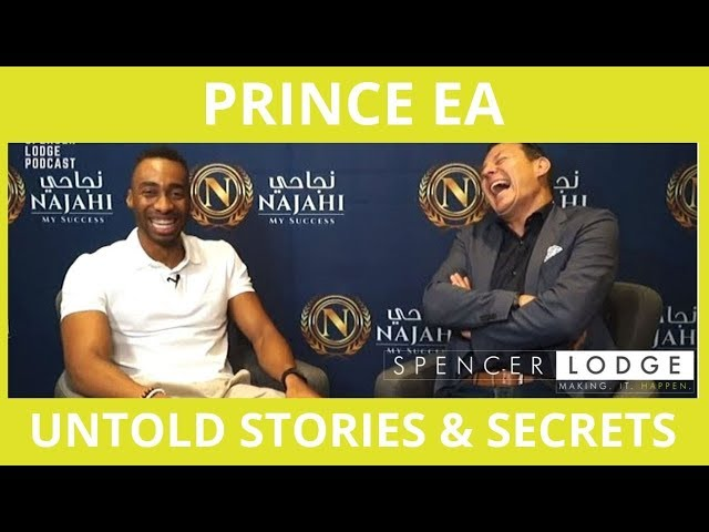 Prince Ea Interview - Spencer Lodge Podcast - Dubai