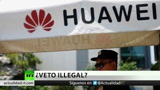 Huawei presenta una demanda judicial en EE.UU.