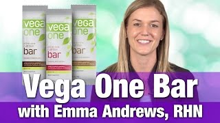 Vega One Bars with Product Educator Emma Andrews