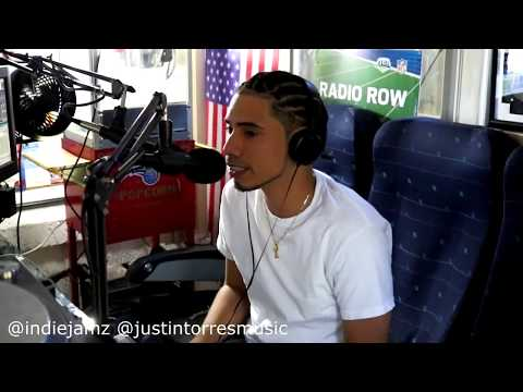 WJHM102 Jamz Interview Justin Torres + Freestyles!