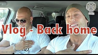 Vlog - Back home to Switzerland