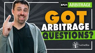 Saturday Arbitrage Q&A with Eric Abbey