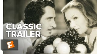 Queen Christina (1933) Official Trailer - Greta Garbo Movie HD