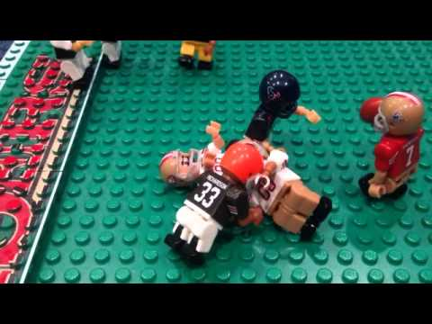 STOPMOTION FOOTBALL'S Best Plays