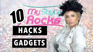 10 Fashion Hacks & Gadgets από το My Style Rocks | Gina