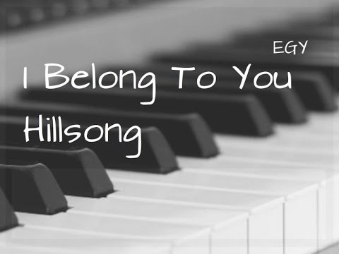 Jesus i belong to you lyrics