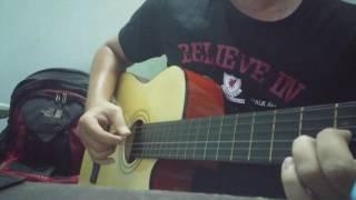[Chép] Người thầy - Guitar cover