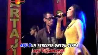 Gambar cover Deviana feat. Nino - Kau Tercipta Dari Tulang Rusukku [OFFICIAL]